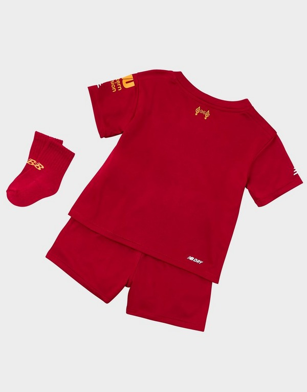 New Balance Liverpool FC 2019 Home Kit Infant
