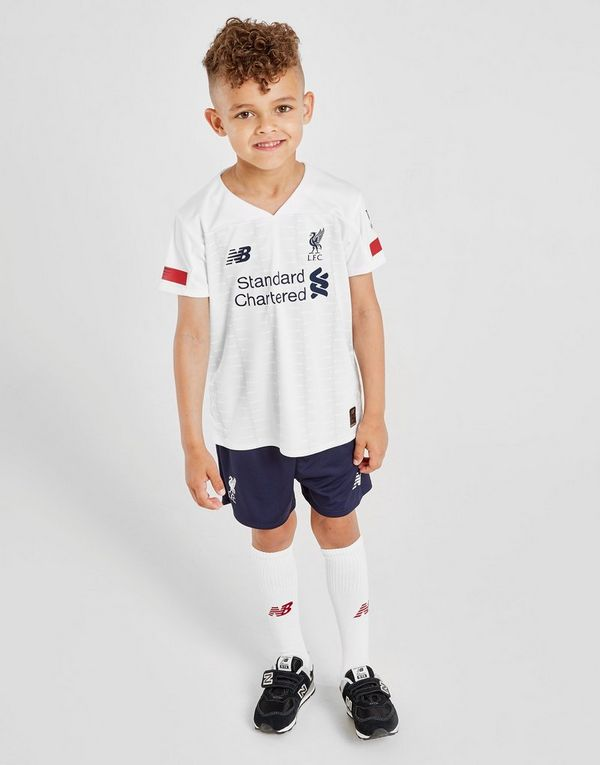 4f90d129c7c83 New Balance Liverpool FC 2019/20 Away Kit Children | JD Sports
