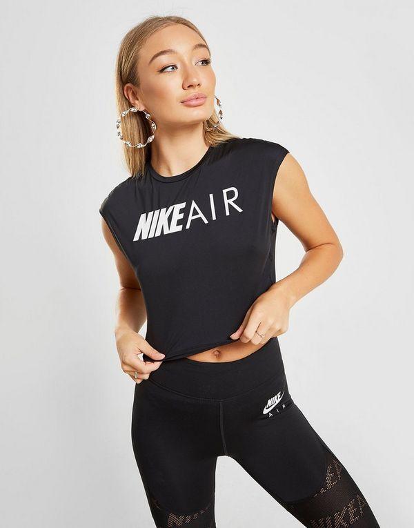 Nike Running Air Crop T-Shirt