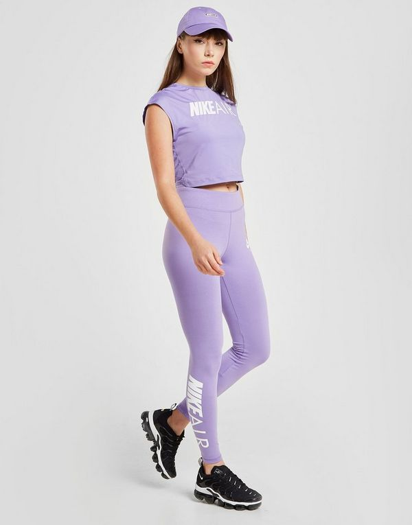 Nike Running Air Crop T-Shirt
