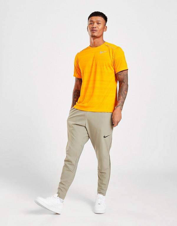 Acheter Grey Nike Miler T Shirt Homme | JD Sports