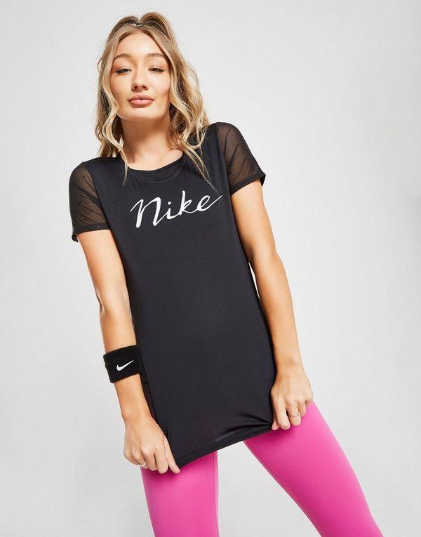 7336fce4d7f Nike Training Mini Swoosh T-Shirt