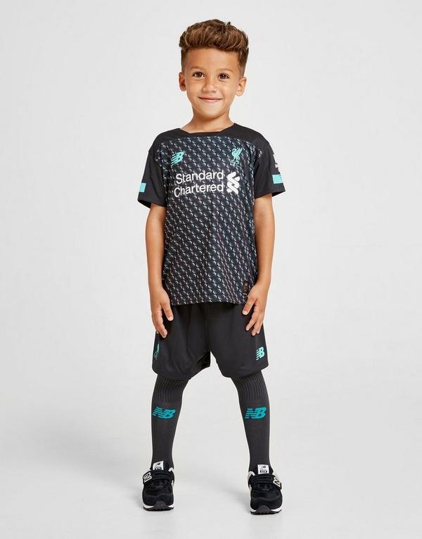 New Balance Liverpool FC 2019/20 Third Kit Children