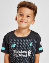 New Balance Liverpool FC 2019/20 Third Kit Children