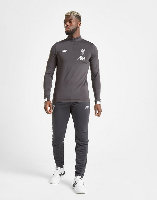 New Balance Liverpool FC Long Sleeve 1/2 Zip Top