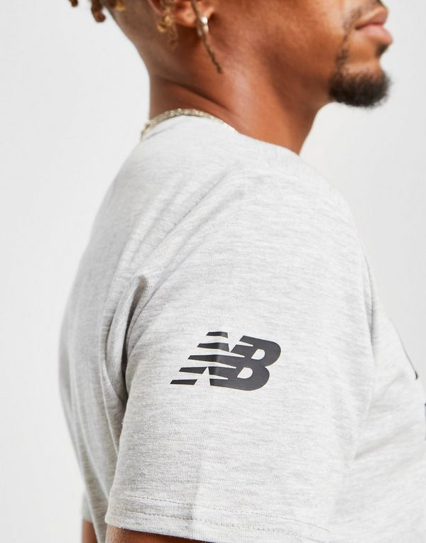 f6c5831d9d555 New Balance Liverpool FC Travel Graphic T-Shirt | JD Sports