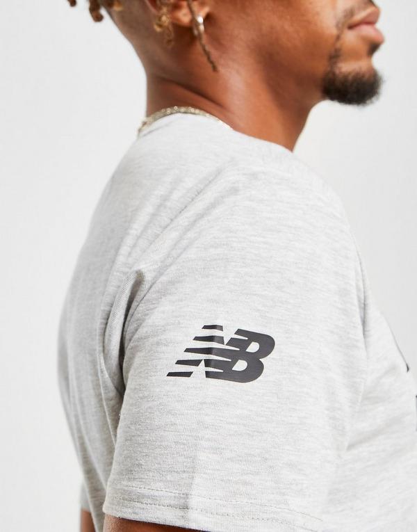 New Balance Liverpool FC Travel Graphic T-Shirt