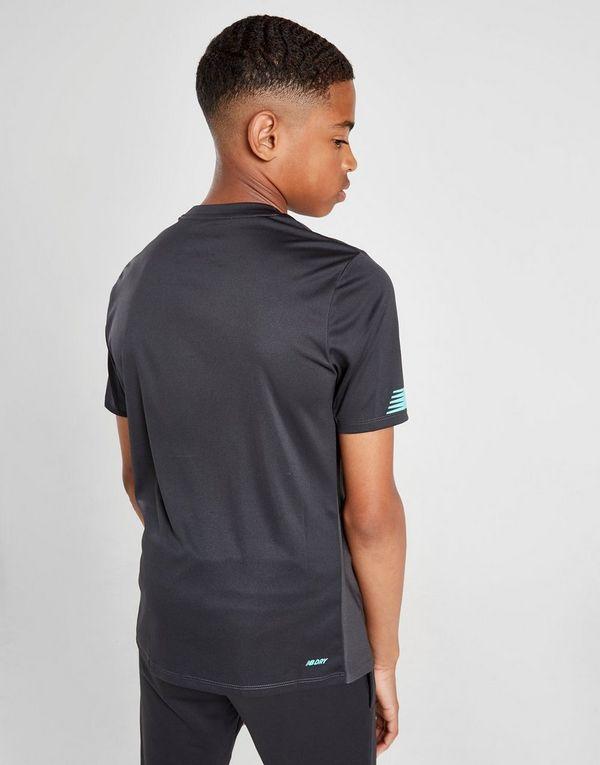 New Balance camiseta entrenamiento Liverpool FC júnior