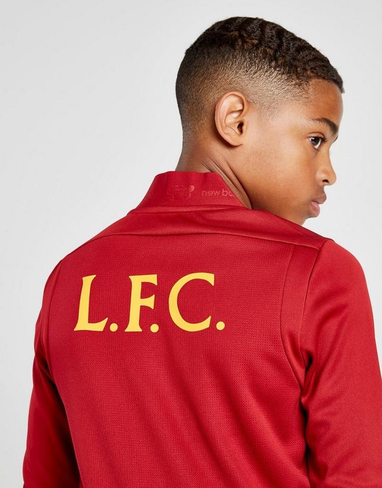 New Balance Liverpool FC Game Jacket Junior