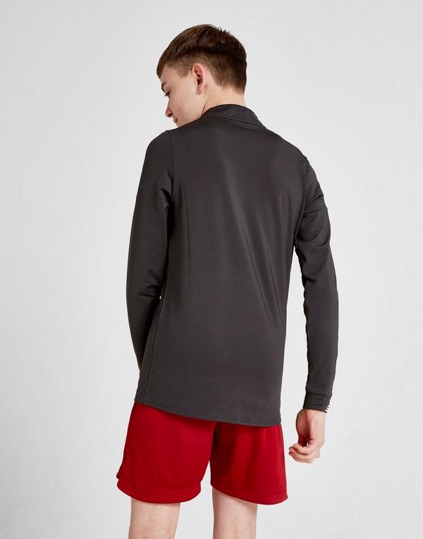 New Balance camiseta de manga larga Liverpool FC 1/2 Zip júnior