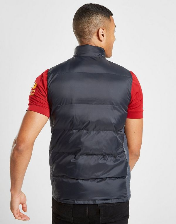 New Balance Liverpool FC Manager's Gilet