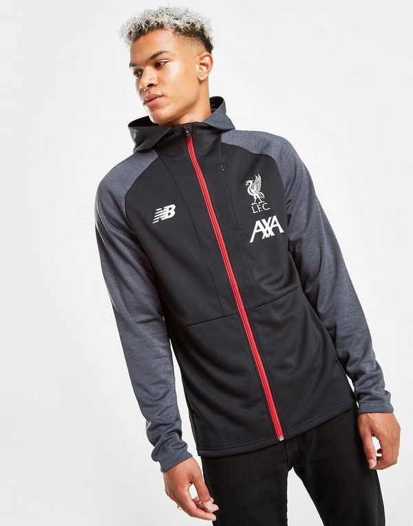 New Balance Liverpool FC Manager's Hoodie