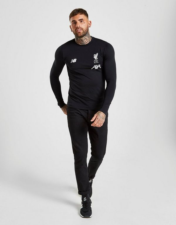 New Balance camiseta de manga larga Liverpool FC Manager's