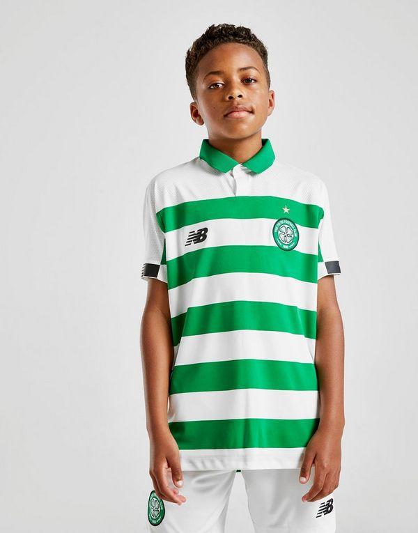 69d9d8223 New Balance Celtic FC 2019 Home Shirt Junior