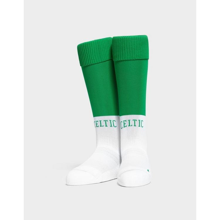 New Balance Celtic FC 2019 Home Socks Junior