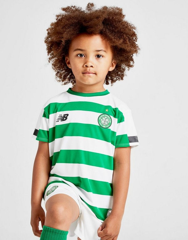 New Balance Celtic FC 2019 Home Kit Children