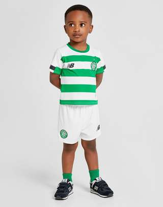 super popular afe83 95bff New Balance Celtic FC 2019 Home Kit Infant | JD Sports