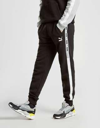 76b4a015 PUMA XTG Fleece Track Pants   JD Sports