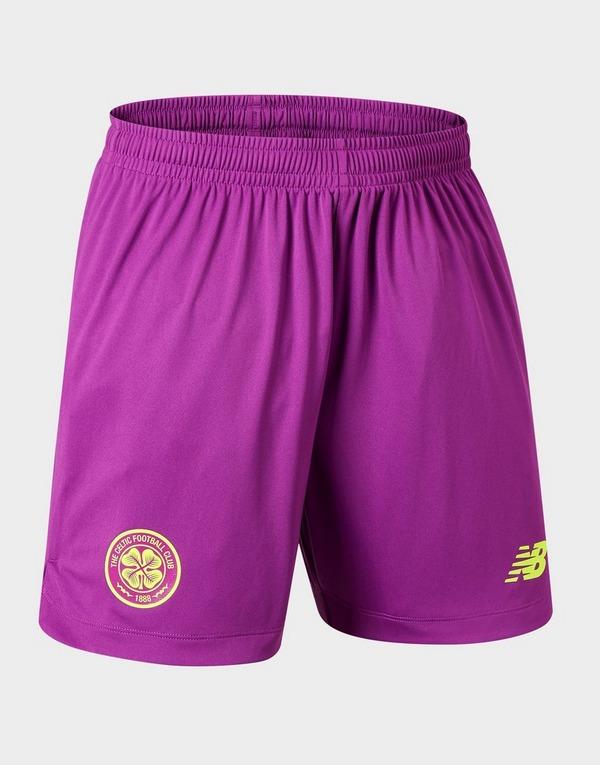 New Balance Celtic FC 2019/20 Goalkeeper Away Shorts