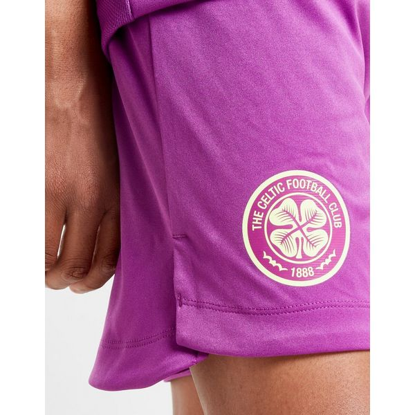 New Balance Celtic 2019/20 Goalkeeper Away Shorts Junior