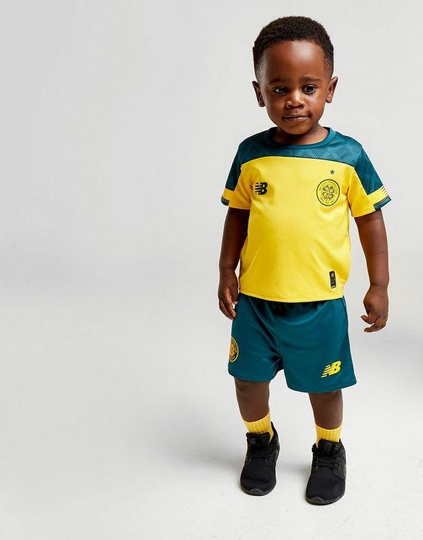 f70ce9ef9 New Balance Celtic FC 2019/20 Away Kit Infant PRE ORDER | JD Sports
