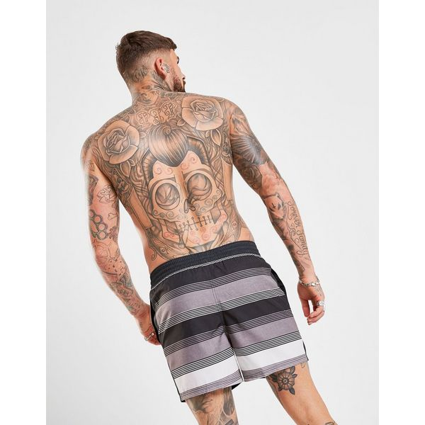 Nike Stripe Swim Shorts