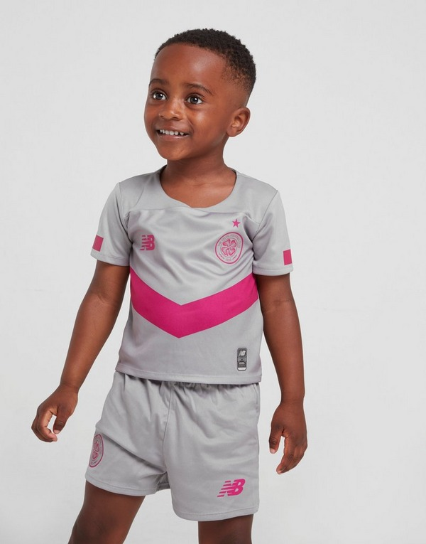New Balance Celtic FC 2019/20 Third Kit Infant