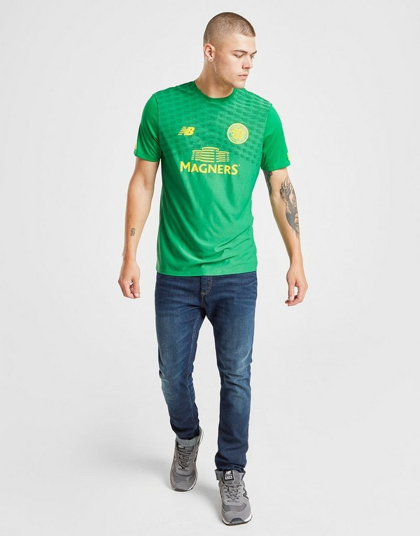 New Balance Celtic FC Pre-Match Shirt