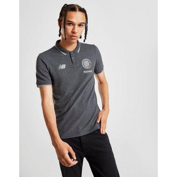 New Balance Celtic FC Travel Polo Shirt