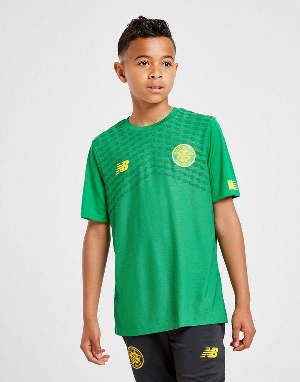 9b1deefee New Balance Celtic FC Pre-Match Shirt Junior | JD Sports