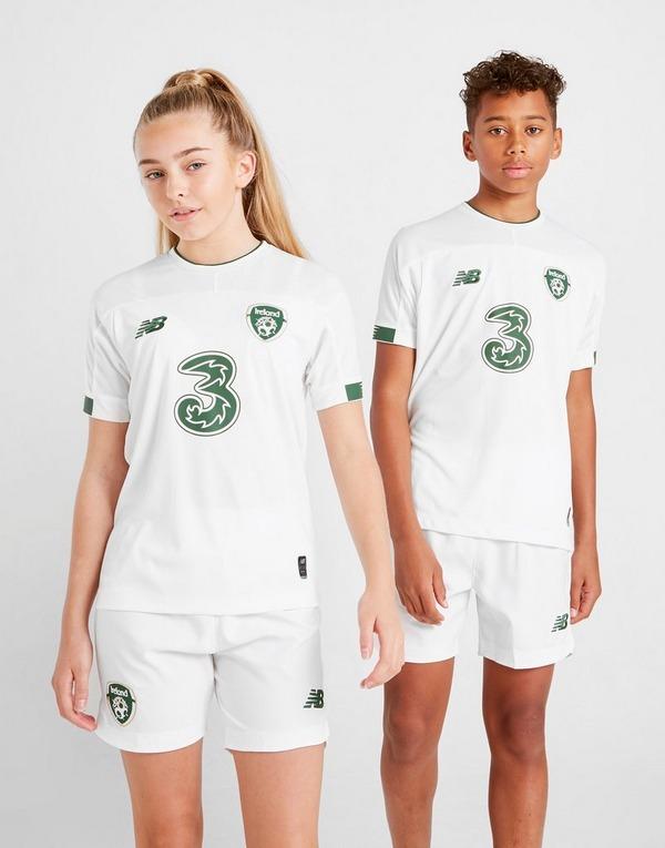 New Balance Republic of Ireland 2019/20 Away Shirt Junior