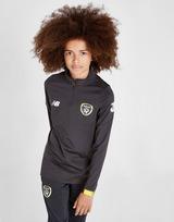 New Balance Haut Manches Longues République d'Irlande 1/2 Zippé Junior