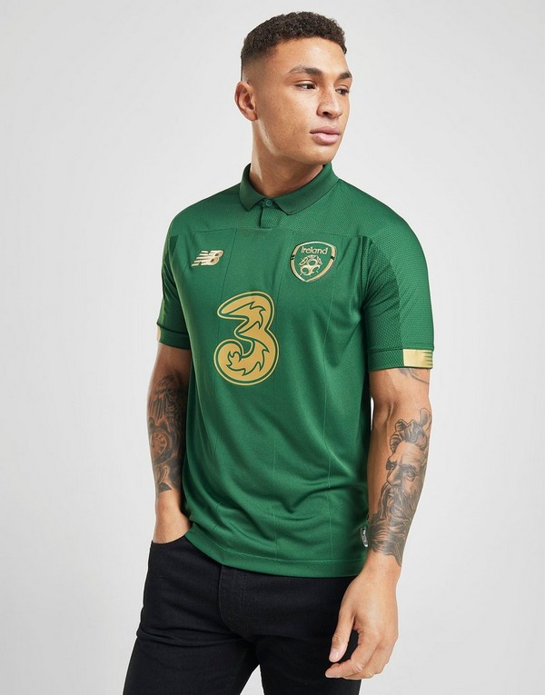 New Balance Republic of Ireland 2020 Home Shirt