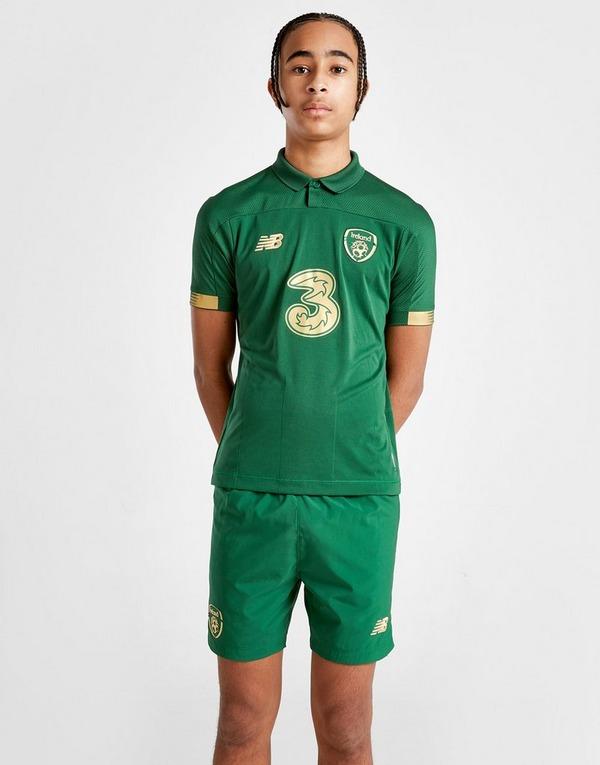 New Balance camiseta selección de Irlanda 2020 1.ª equipación júnior