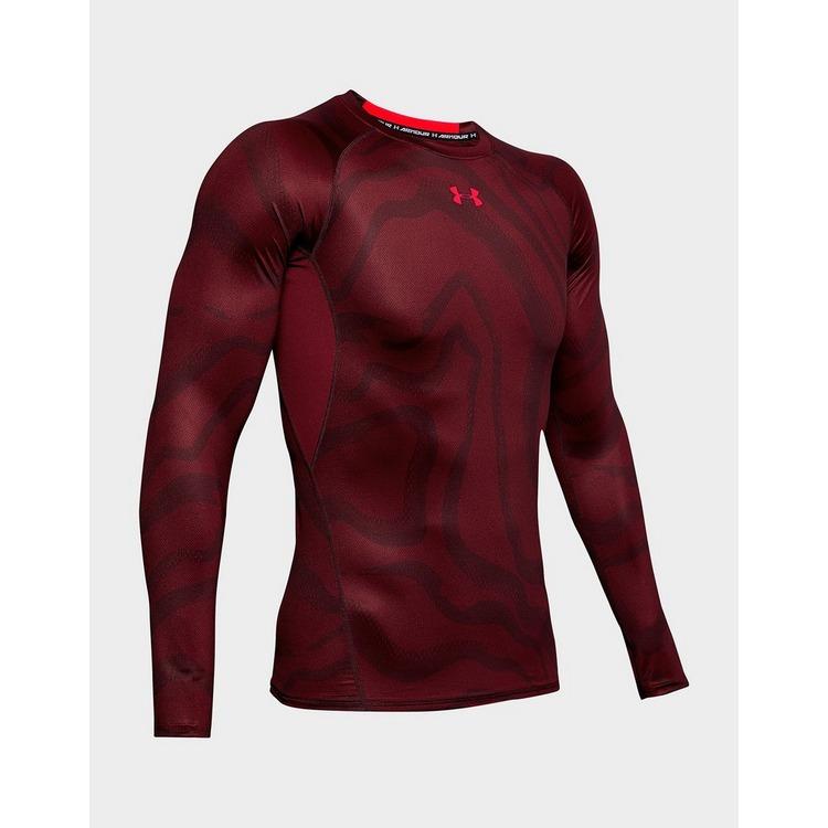 Under Armour HG Armour LS Nov T-Shirt
