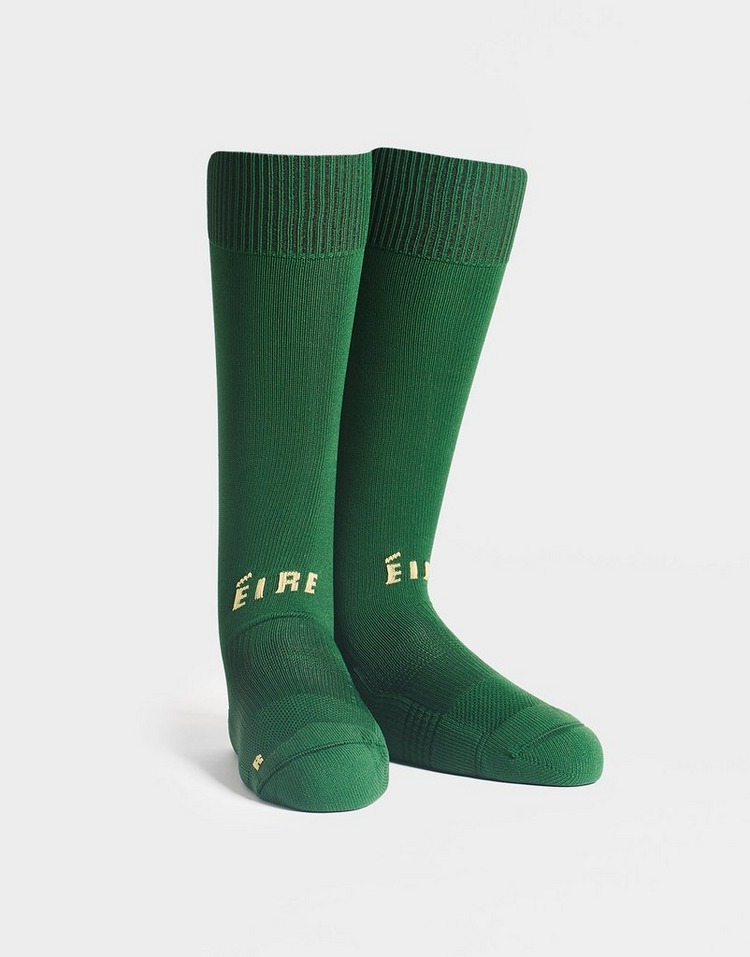 New Balance Republic of Ireland 2020 Home Socks Junior