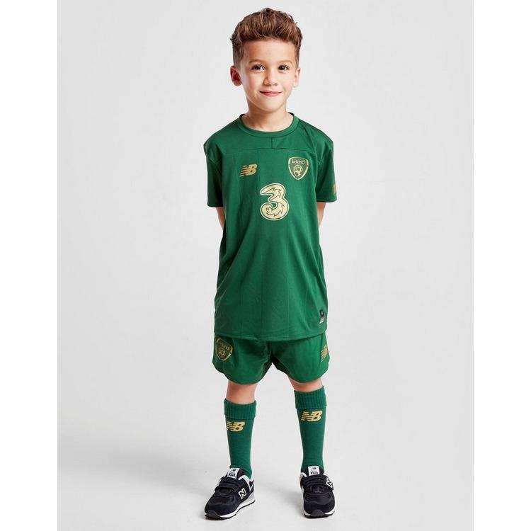 New Balance Republic of Ireland 2020 Home Kit Children