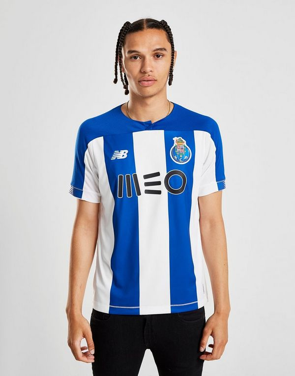 new product 26889 b0ced New Balance FC Porto 2019/20 Home Shirt | JD Sports