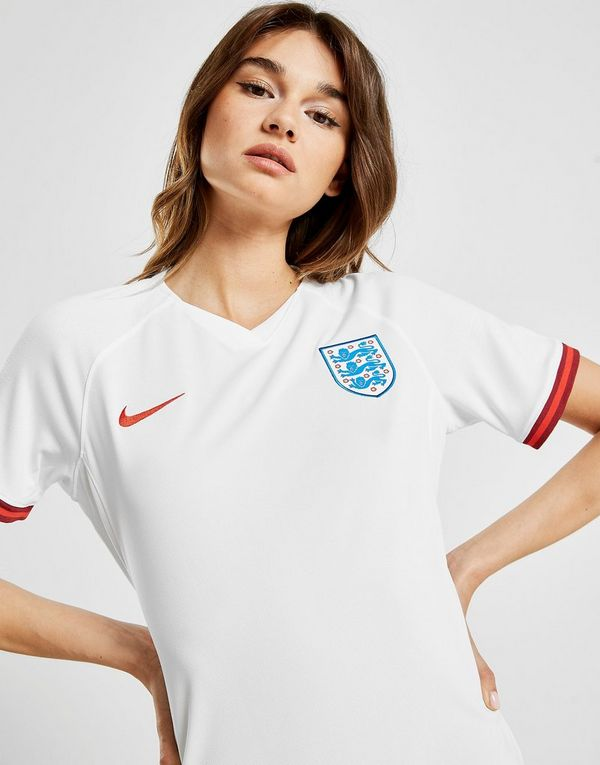 NIKE England 2019 Stadium Home Women's Football Shirt