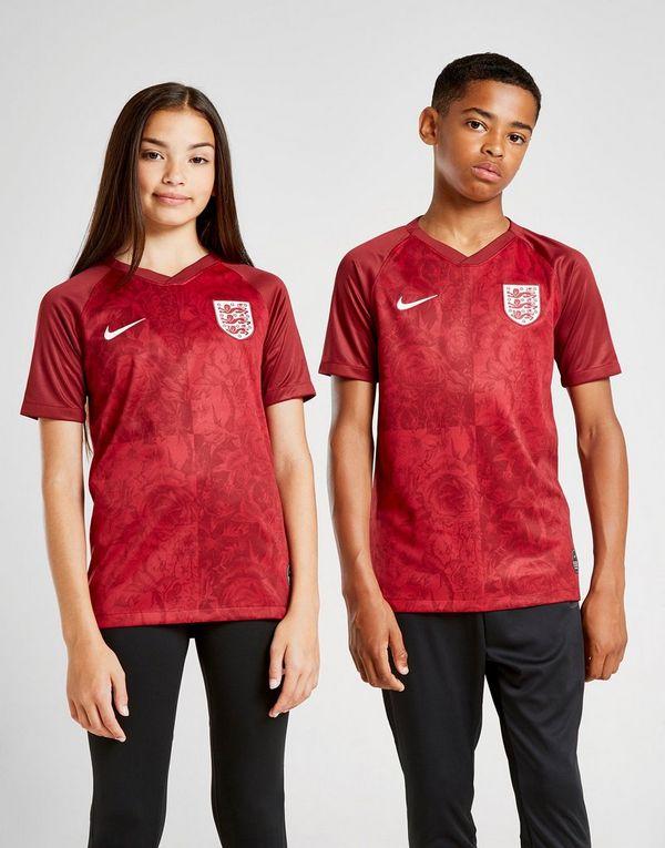 2e563a709 NIKE England 2019 Stadium Away Older Kids  Football Shirt