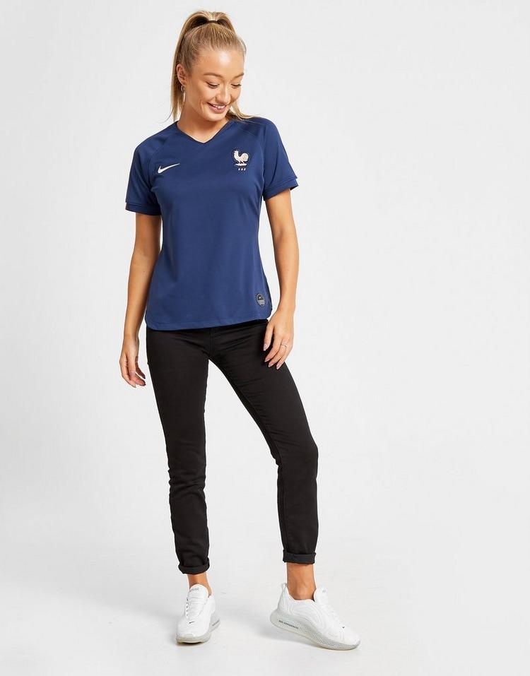Nike camiseta Selección Francia 2019 1.ª equipación para mujer