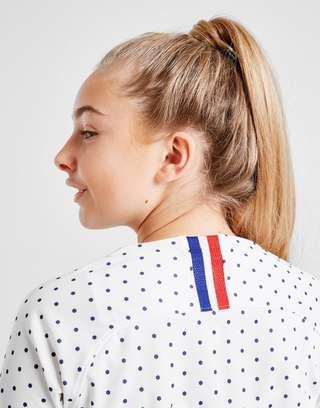 Nike France WWC 2019 Away Shirt Junior