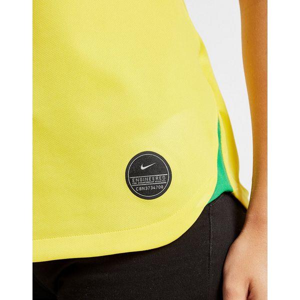 Nike Brazil WWC 2019 Home Shirt Women's