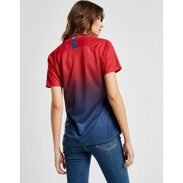 NIKE Norway 2019 Stadium Home Women's Football Shirt