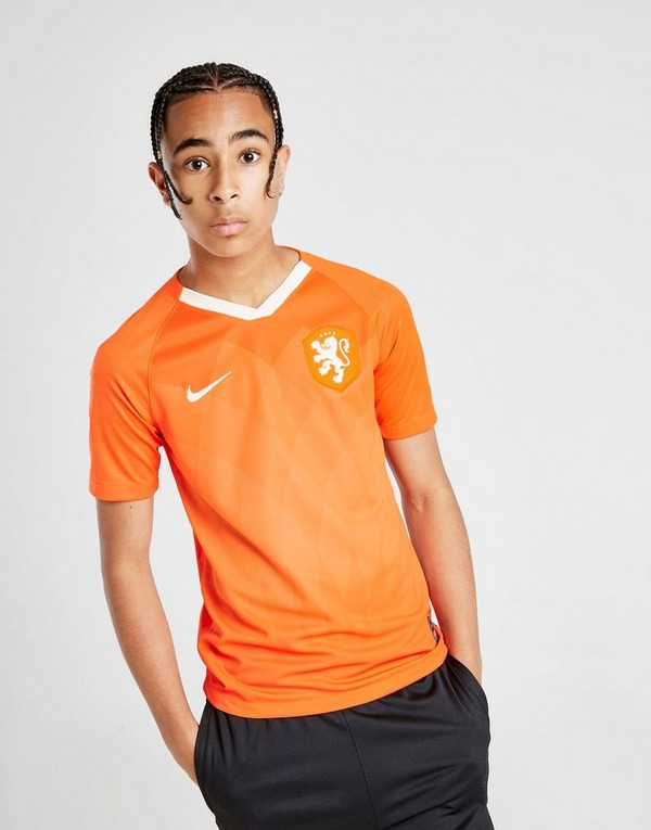 Nike Netherlands WWC 2019 Home Shirt Junior