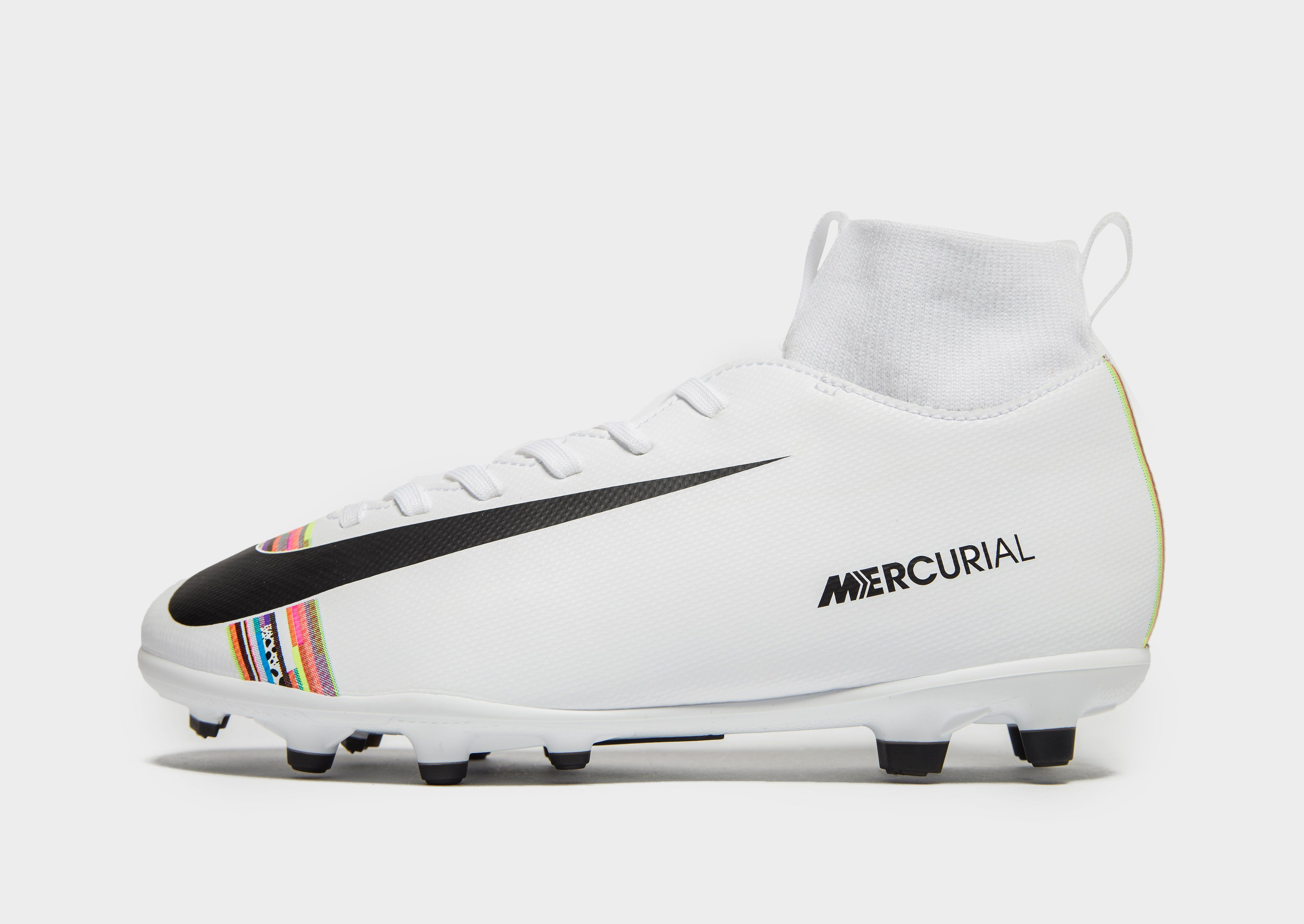 6cc47a2ba NIKE Nike Jr. Mercurial Superfly VI Club CR7 Younger Older Kids   Multi-Ground Football Boot