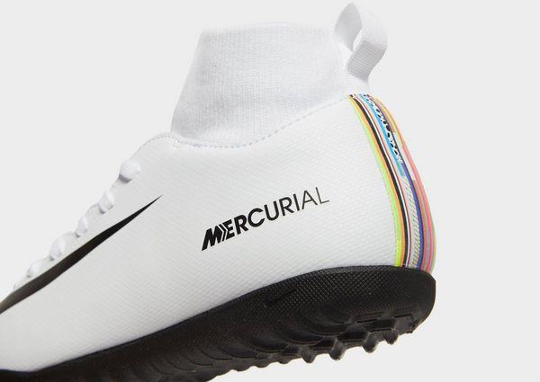 low priced db7b1 b178b Nike LVL Up Mercurial Superfly 6 Club TF Junior | JD Sports