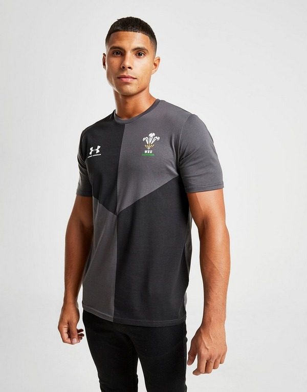 Under Armour Wales RU GPX Short Sleeve T-Shirt