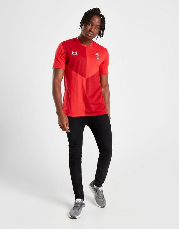 Under Armour Wales RU Graphic T-Shirt