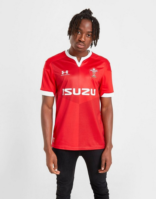 Under Armour Wales RU 2019 Home Shirt
